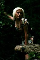 Kirsty Shoot Woodland: 2 by the-last-quincy