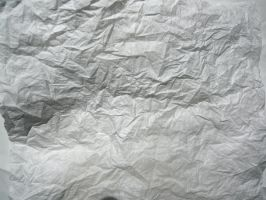 Crinkled Paper 2 by dull-stock
