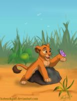 Kopa or maybe Simba by kotenokgaff
