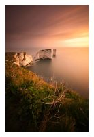 Old Harry Sunrise by Neutron2K