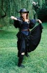 The Dread Pirate Morgaine 3 by lindowyn-stock
