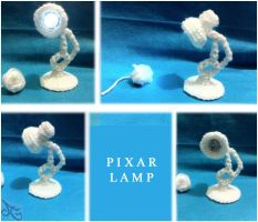 Pixar Lamp by AmiAmaLilium