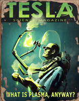 Tesla #2 Book - Fallout 4 by PlanK-69