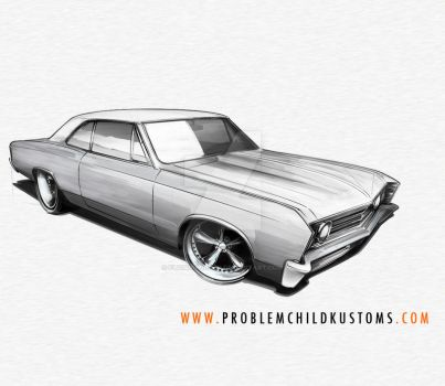 Chevelle Tutorial by flying-polock