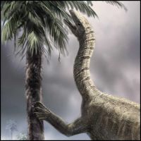 Plateosaurus scene detail2 by dustdevil