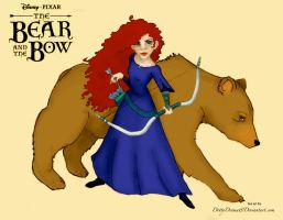 The Bear and the Bow by DottyDrama