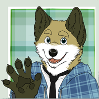 Attention anthro artists: I now use FA by HulluMel