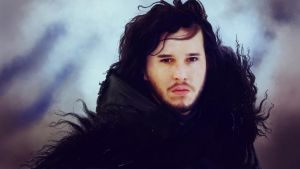 [GoT] Jon Snow by AnEndlessVanity