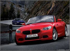 2009 BMW E89 Z4 by jonsibal