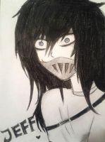 Jeff The Killer Insanity - Request by XxBloodyxEnchantress