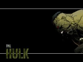Ultimate Hulk Wallpaper by DAVEAC1117