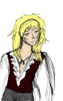 Jareth colour sketch thing by caspisan
