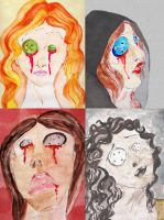 Faces by luisa0923