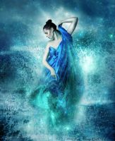Risen From The Sea by katmary