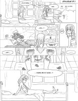 SOUL EATER manga::Epilogue Pt1 by KingdomZelaybli