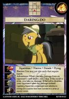 Daring-Do and the Anachronism Arena by Trivial1888