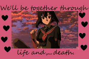 Akame ga Valentine: Through Life and Death by FrozenClaws