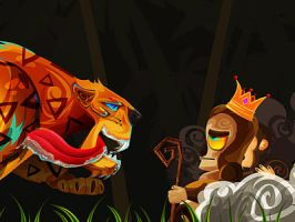 The King Wha by MikiMikibo