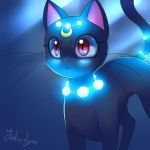 Luna the Light in the Night by Jack-a-Lynn