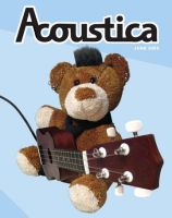 Acoustica Magazine Cover by starscream45