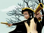 Dandy Highwayman by TheJenjineer