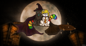 Halloween Contest Entry by b24beanz