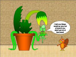 The Plant Problem by platypus12