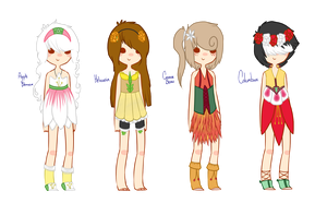 Adopts 8 { CLOSED} by Mysteryy-Adopts