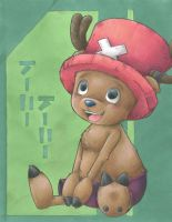 Tony Tony Chopper by MandyPandaa