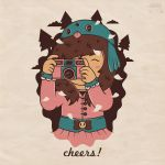 cheers by NOF-artherapy