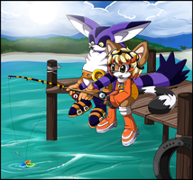 COMM: Fishing on Emerald Coast by Snowify