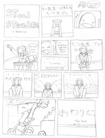 StooL SteaLing by Pain-of-Insanity