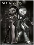 Jenny and Brit NOIR by 14-bis