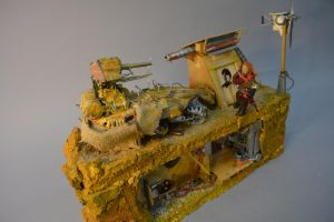 Forge + Fighting Vehicle by DoubleSpiel