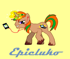 Pony Creator - Me by EpIcLuKo8D