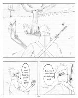 Lightning VS Fire: Page 1 by KhuanlertMai