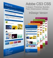 Adobe CS3 ID Journal Skin by Thewinator