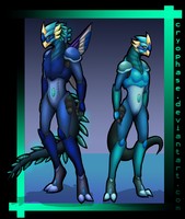 Skry + Cyra Slight redesign by Cryophase