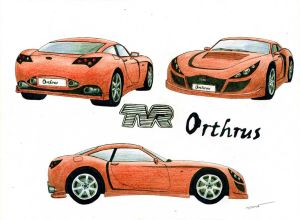 0847 - TVR Orthrus Concept