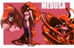 Medusa Animated by CHUBETO