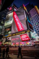 Times Square, NY by RoyalImageryJax