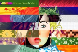 Divided Collab 4 by vexelove