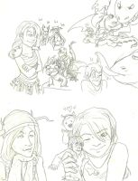 Mini-hiccup's return! by tophis1