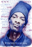 Snoop Doggy Dogg by Bigboithomas84