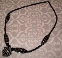 Spiral Necklace by MollyD