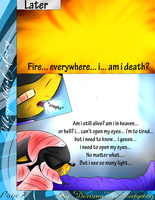 Megablast story- Chapter 1 First meet: page 7 by DerianaTheHedgehog
