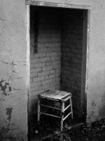 Lonely Chair 2 by strangerswithkandi