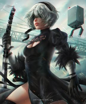 2b by artsbycarlos