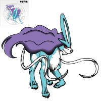 Suicune by Vick-wolf