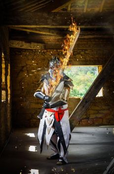 Dragon Age Keepers Photoshoot 10 by lpfaintgirl